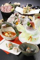 :【 一時の贅沢を♪】 ☆全国日本料理コンクール入賞実績ある御料理ご堪能プラン☆ 朝夕付き