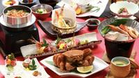 【春夏旅セール】北海道といえば毛蟹!!毛蟹の姿盛りプラン、さらに白老牛すき焼き付き夕食!<2食付き>