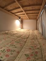 男女共用ドメトリー二段ベッドの2台 2名様素泊まりコース