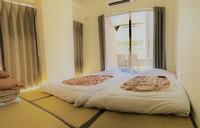 和室(1〜3名用)with Balcony
