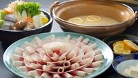 【ぼたん鍋】冬季限定の絶品鍋、新鮮な丹波の猪肉を特製の白味噌出汁で煮込む当館おすすめのプラン