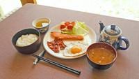 朝食のみでよい方に♪ 美味しい朝食で活力チャージ! (朝食付)