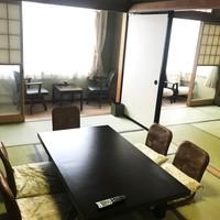 2間続きの広々『特別室』【素泊り】◆禁煙◆
