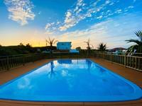 【うちなー】【沖縄県民限定】プールとジャグジー付き500平米超の一棟貸ヴィラ・禁煙