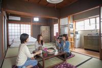 【家族同室】【一棟貸切】【最大8名可】家族や友人旅行にお勧め