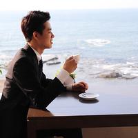 【朝食付】 限定3室の格安ルーム!オーシャンビューのレストランでの和洋中ブッフェ付き★禁煙★