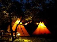 CAMP&HOTEL!! 2泊3日! BBQ.ハンモック! 御養卵+那須豚ベーコンの無料朝食付!