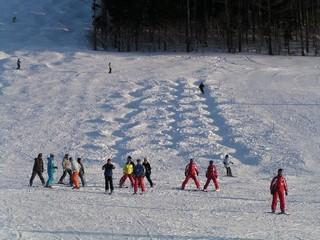【冬景色】スキー、スノボ、雪山散策、冬の戸隠満喫!