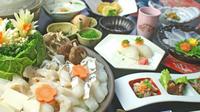 【冬季人気NO1】≪紀州日高天然クエフルコース≫お腹いっぱい活クエ三昧!