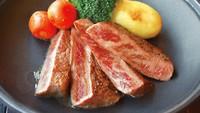 ◇◆プラス逸品プラン◇◆【風味豊かな福島県産牛ステーキを味わう】1泊2食バイキング