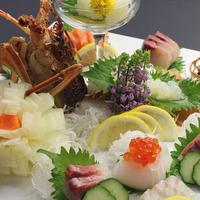 【料理長の厳選食材が光る匠の逸品】★伊勢海老プラン♪熊本の海の幸を召上れ♪♪