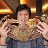 【冬得】☆冬限定♪やっぱり蟹が好き!!湯で蟹一匹付き【カニコース】プラン