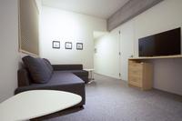 【東山のデザイナーズホテル! 】ファミリールーム 6名様宿泊可 36平米!