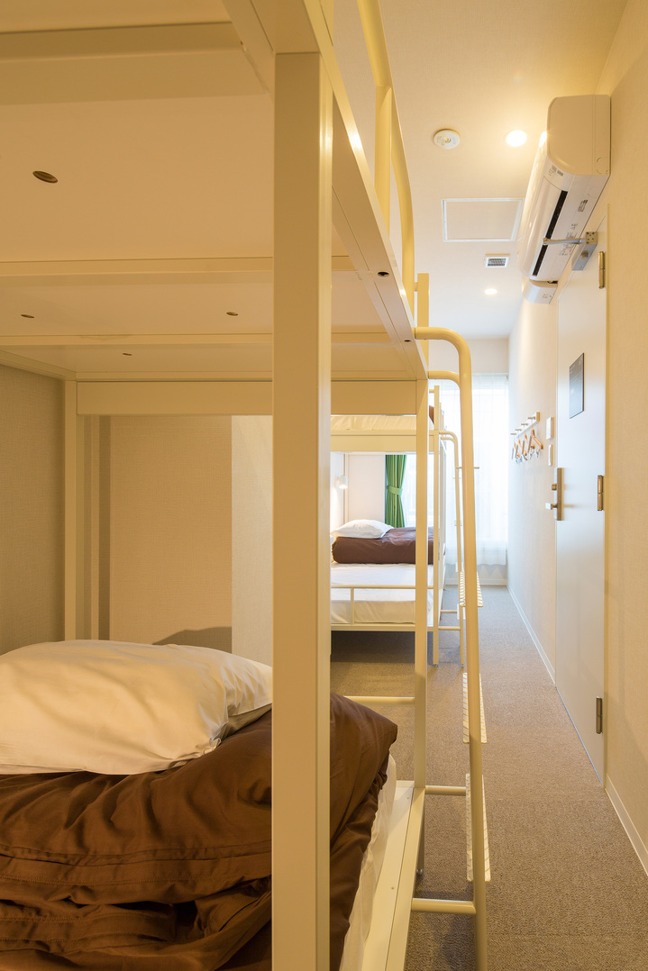 Family Room Double Bunk Beds