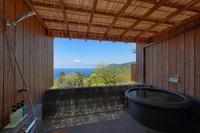 お部屋の露天風呂で富士山と駿河湾を望むゆったりプラン(1泊2食付)