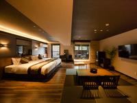 【露天風呂付き客室】■スィート■喫煙■63平米■