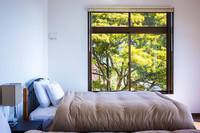 完全個室大きなベッド波の音を聞きながら過ごす特別な休日