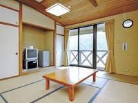 和室10畳【ユニットバス・温水洗浄トイレ付】