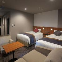 ◎喫煙◎ツイン(27平米/ベッド幅110)簡易ベッド付