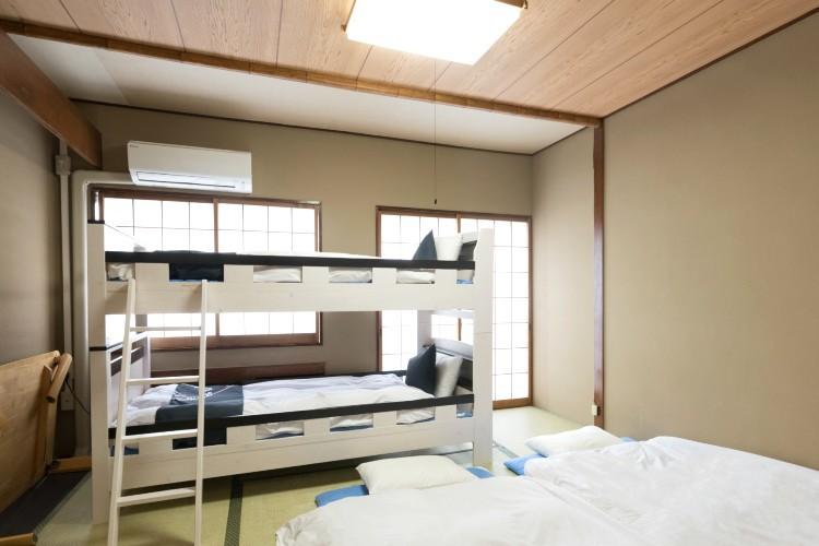 和室2段ベッドタイプ