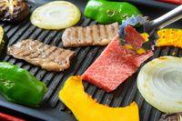 【朝食・夕食付】夕食は個室で!朝食は客室で!スタンダード焼肉(お肉だけでも500g!)プラン