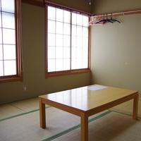 和室6畳(約10平米)定員5名様