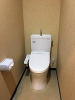 共用トイレ共用シャワー2人部屋