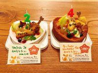 【素泊まり】わんちゃんと一緒に食べられるバースデーケーキ付素泊まりプラン(禁煙/駐車場無料)