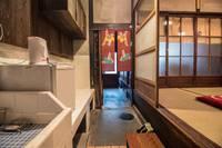 織屋建【京町屋】どこか懐かしく落ち着いた灯りの部屋◆一棟貸し切りプラン