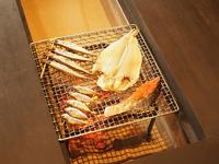 【部屋食】お部屋の囲炉裏を囲んで 囲炉裏&干物プラン 【朝食付】