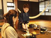 一棟貸しの宿「日本色」おもてなしお母さんの作る朝食付