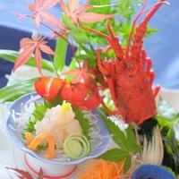 【特選★伊勢海老】◆プリッとした食感♪伊勢海老のお刺身+生まぐろをWで味わう◆特選コース