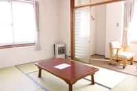 [個室]本館2F2人部屋広縁付き