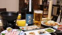 初夏限定■鯛の酒しゃぶプラン■身が引き締まった鯛は鮮度抜群◎日本酒効果でやわらか×旨みふんわり♪