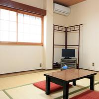 6畳和室【喫煙可】Wi-Fi完備 2名様
