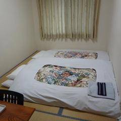 6帖畳+板張で寛げる■和室■