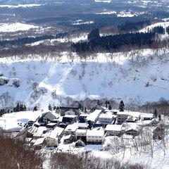 <2食付>関温泉スキー場へ徒歩1分!源泉かけ流し100%【お先でスノ。】