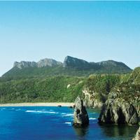 【さき楽75】<大石林山入山チケット付>沖縄のパワースポットへ行こう♪【朝食付】