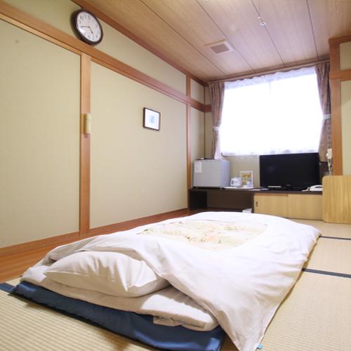 【禁煙】西館・和室4畳