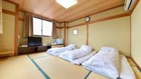 【禁煙】西館・和室8畳(バス・トイレ付)