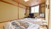 【禁煙】西館・和室6畳(バス・トイレ付)