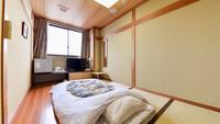 【喫煙】西館・和室4畳(バス・トイレ付)