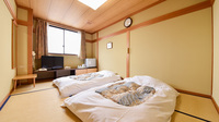 【喫煙】西館・和室6畳(バス・トイレ付)