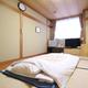 【禁煙】西館・和室4畳(バス・トイレ付)