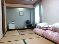 ★★和室(9畳 トイレ付) 足を伸ばしてゆったりと!★