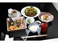 ●【2食付】和食レストラン 旬懐石しずく 「ひむか御膳」2食付きプラン♪