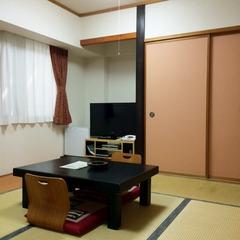 全室Wi-Fi【和室6畳】◆お風呂トイレ別々・冷蔵庫付き