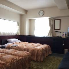 全室Wi-Fi【ツイン】◆バブ・冷蔵庫・シャワートイレ完備