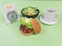 当ホテル2Fラッキーピエロの朝食付プラン+〜3月末宿泊先着順函館市グルメクーポン一人2000円付