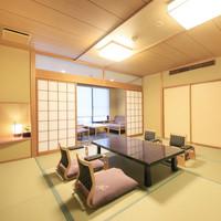 【湯美亭特別室】和室12.5畳+6畳<喫煙>